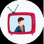 icono televisión