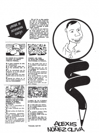 Artículo 1 publicado por Alexis Núñez Oliva