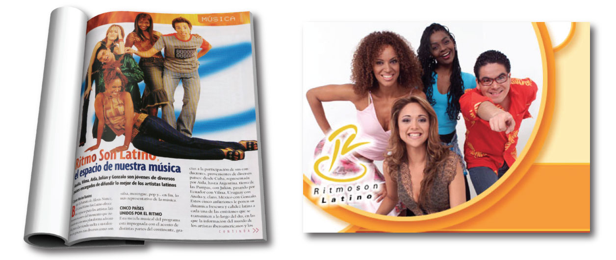 Revistas Ritmoson Latino